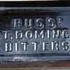 :::::Russ St. Domingo Bitters::::