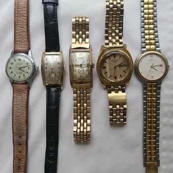 Watches! - Wristwatches