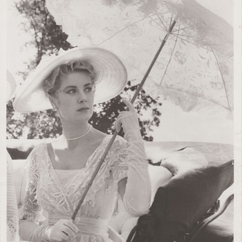 Grace Kelly Promo Photo (1956) - Photographs