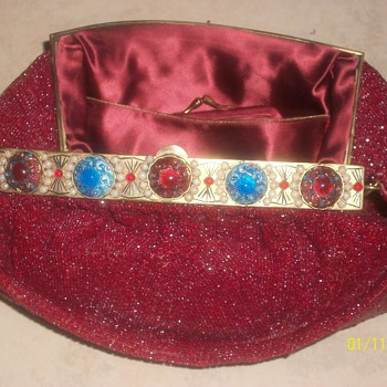 One of my favorite items left to me by grandmother morabito hand bag - Bags