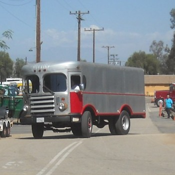 1953 Fageol Twin Coach from the 2015 OERM Truck Show - Classic Cars