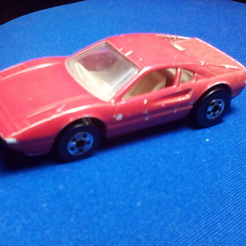 Hot Wheels Ferrari 308 - Model Cars