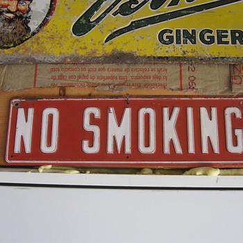 Sunday Antique/Garage sale finds - Petroliana