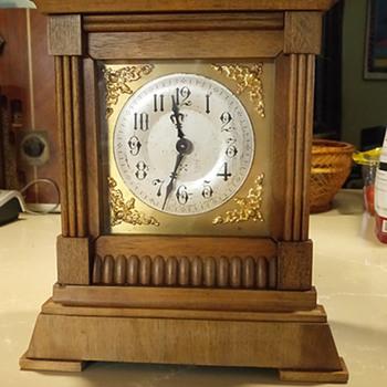 HAC Alarm Clock, after 1892 - Clocks