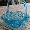Indiana Glass-Monticello Basket