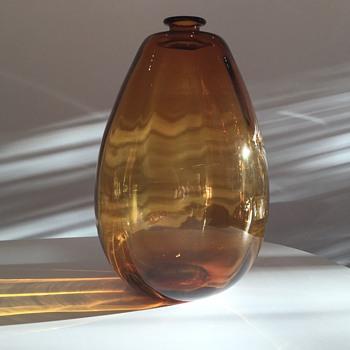 KALEBAS - CHRIS LEBEAU - LEERDAM - Art Glass