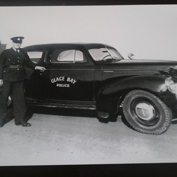 Glace Bay Police Circa  1940 Studebaker Champion Deluxe  - Classic Cars