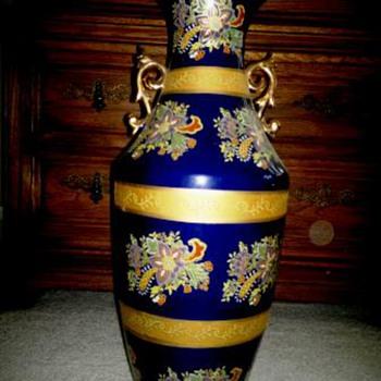 Large Asian Vase - Asian