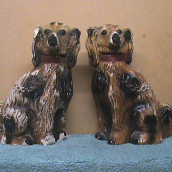 Sligo dogs - Pottery