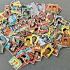 A collection of Vintage Baseball Cards