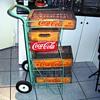 My awesome coke trolley