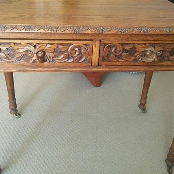 My Writing Desk  - Furniture