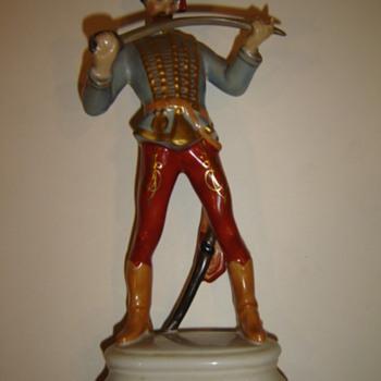 Herend Porcelain Figure