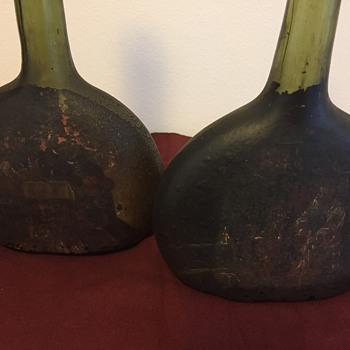 Very Old Pair of Bottles - Bottles
