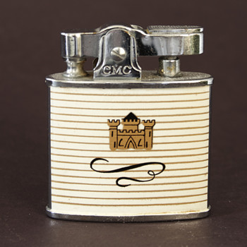 Camel and Kent Promotional Cigarette Lighters…. - Tobacciana