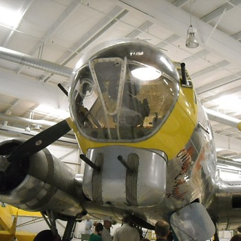 B-17G Flying Fortess Miss Angela Exterior - Military and Wartime