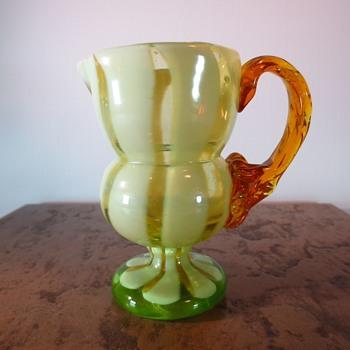 Small Milk Jug - Glassware