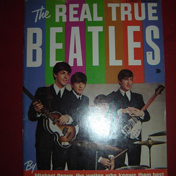 The Real True Beatles - 1964 - Music Memorabilia