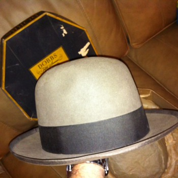 my Whippit Royal Stetson - Hats