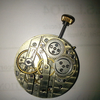 unknown cylinder watch - Pocket Watches