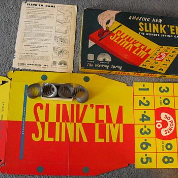 The Game Slink-em