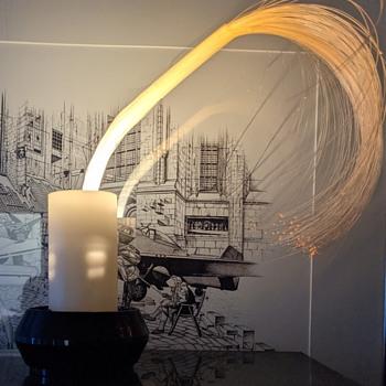 Vintage table light. - Lamps