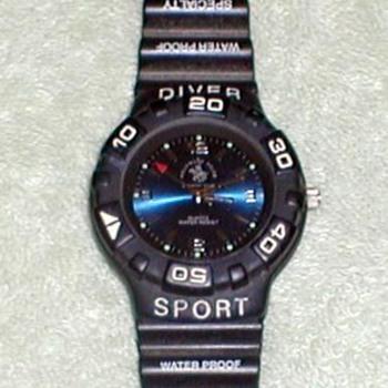 1995 - Diver Sport Wristwatch - Wristwatches
