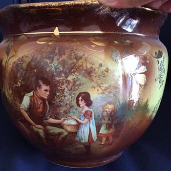 English pot - Pottery
