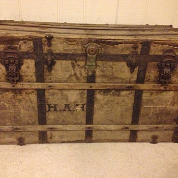 Yale Trunk from H.A. Herbert  - Furniture