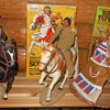 Gabriel Lone Ranger Figures and Sets 1970s