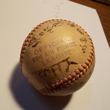 vintage baseball - Baseball