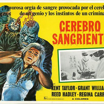 Mexican Lobby Cards - Paper