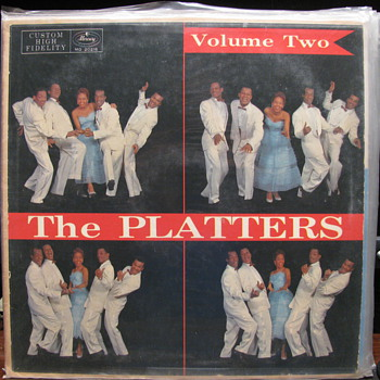 The Platters - Records