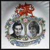 1981 Small Plate - Lady Diana and Prince Charles