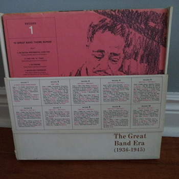 Vintage - The Great Band Era (1936-1945) album in 1965