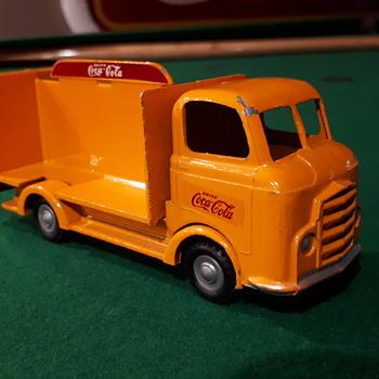 1960's Coca Cola Budgee die cast truck - Coca-Cola