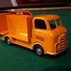 1960's Coca Cola Budgee die cast truck
