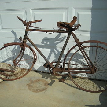pre 1945 Hercules bicycle from England - Sporting Goods