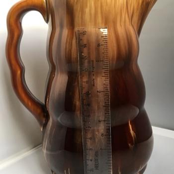 Antique Staffordshire jug? - China and Dinnerware