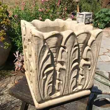 N. Clark & Sons Planter - Pottery