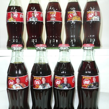 Coca-Cola Commemorative Bottles - Bottles