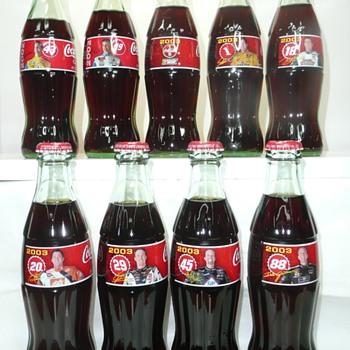 Coca-Cola Commemorative Bottles - Bottles