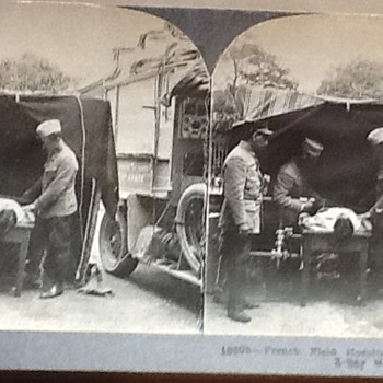 French Field Hospital - Photographs