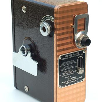 Moviematic - Cameras