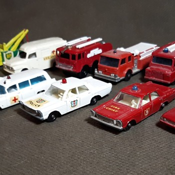 Much More Major Madness Matchbox Monday Emergency Vehicles! - Firefighting