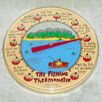 """The Fishing Thermometer"" - Fishing"