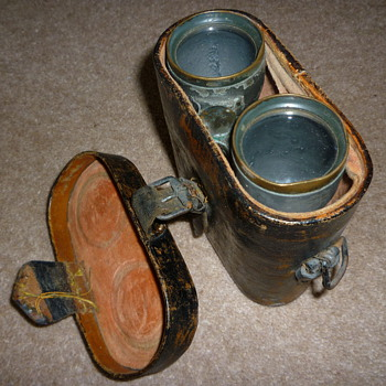WW1 German binoculars - Military and Wartime