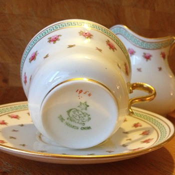 My lovely Paragon China