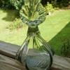 Blown glass bud vase? Glass Sculpture