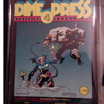 Dime Press 4